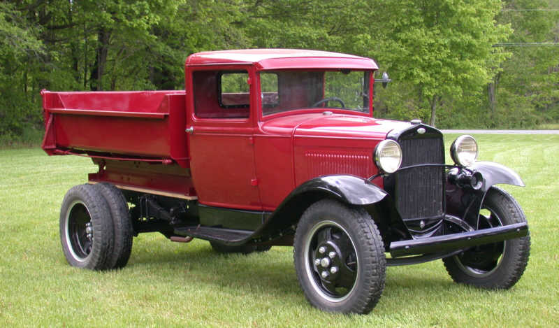Classic Truck Valuations on gmc dump trucks sale