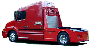 Sleeper Truck