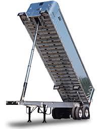 frame dump trailer