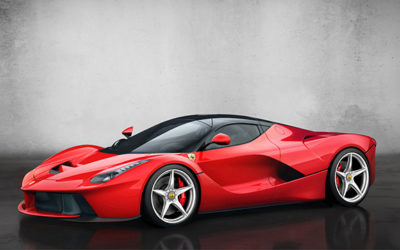 New Ferrari Hypercar to be Revealed