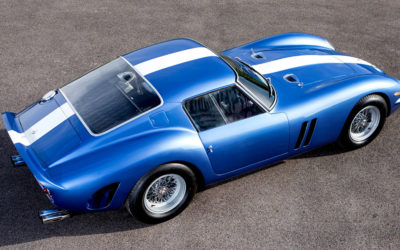 Set to Sell for $55.8 Million, This Ferrari Has the Highest Price in History