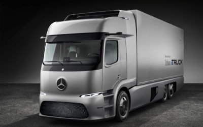 Mercedes-Benz is letting 20 customers drive its Urban eTruck for a year