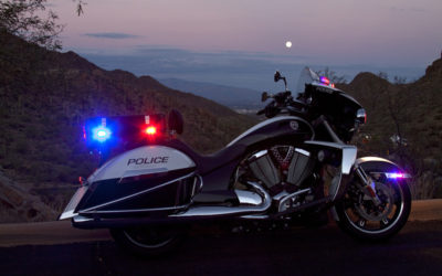 New Rides for Motor Officers