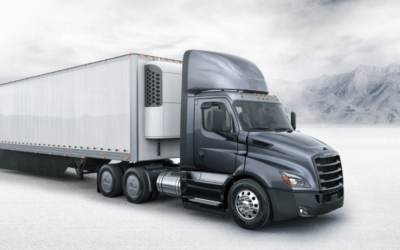 Freightliner Trucks Begins Production on New Cascadia