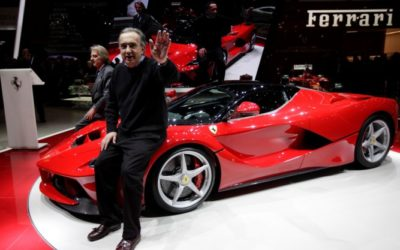 Some people buy Lamborghinis because they can't get their hands on a Ferrari, says CEO of Ferrari