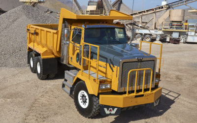 Western Star unveils the XD-25, a rugged 4900 designed for construction, off-road hauling