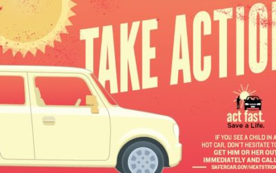 Vehicle Heatstroke Prevention Tips