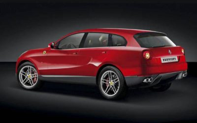 Ferrari building SUV despite promise never to do so?