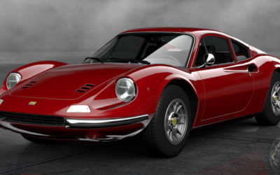 Ferrari Can't Decide Whether or Not To Build a New Dino