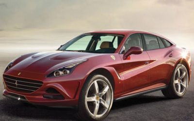 "Ferrari SUV: Absolutely, Positively will ""Probably Happen"""